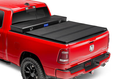 Solid Fold 2.0 Toolbox Truck Bed Cover