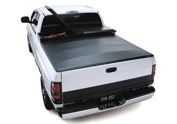 Classic Platinum Toolbox Truck Bed Cover