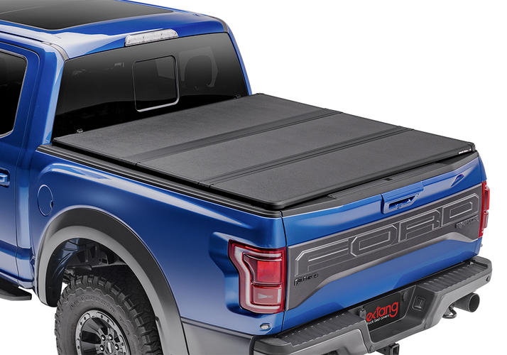 Solid Fold 2 0 Hard Tri Folding Truck Bed Cover Extang