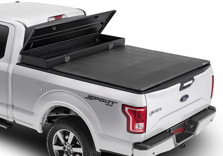 Extang Trifecta 2 0 Toolbox Truck Bed Cover