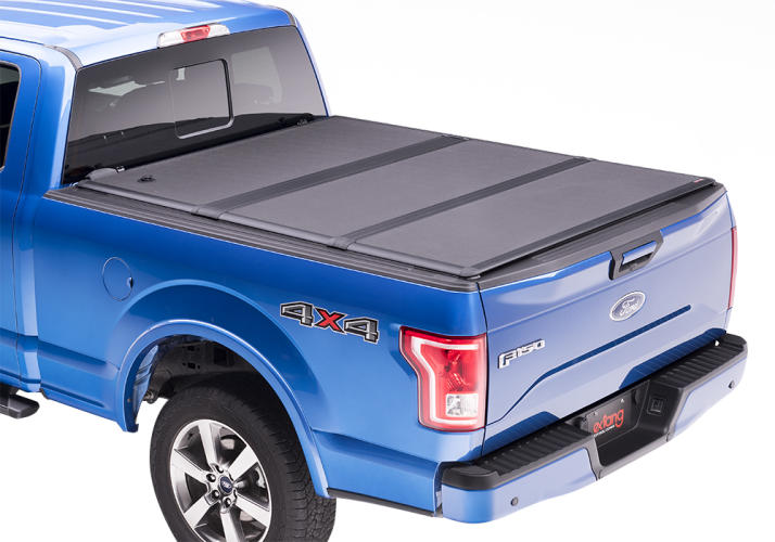 Encore Hard Tri Folding Truck Bed Cover Extang