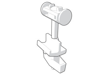 Cab Clamp for Original Trifecta or Trifecta 2.0