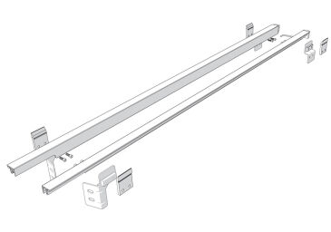 Honda Ridgeline Rail Kit for Solid Fold 2.0 or Trifecta 2.0
