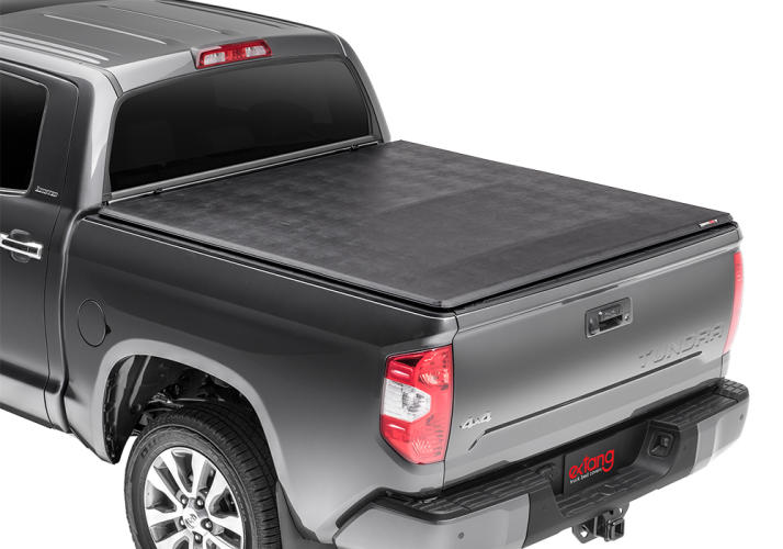 Trifecta 2 0 14 20 Tundra 8 W Out Deck Rail System Extang